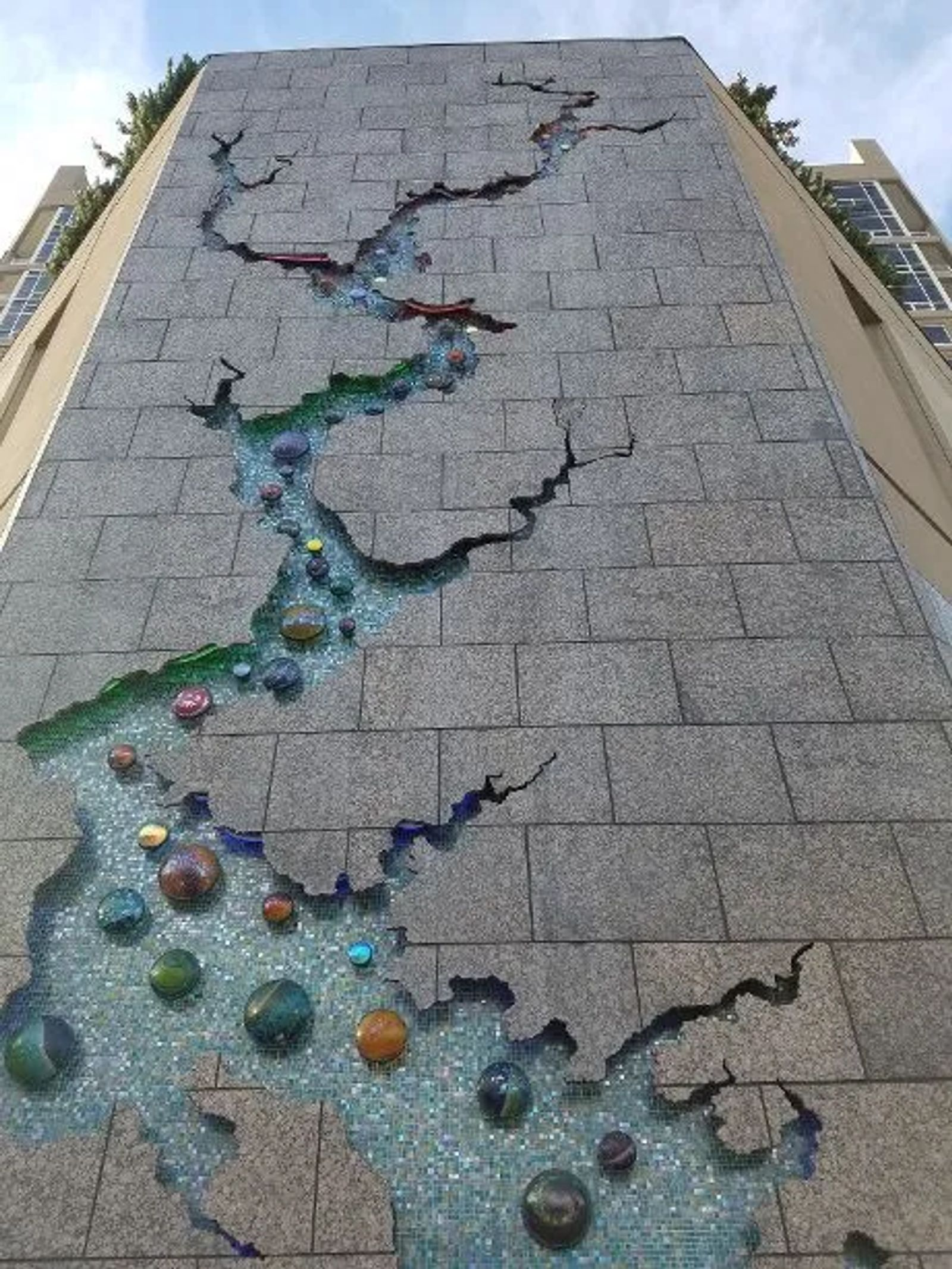 Photo of a River Sculpture in Boise, Idaho