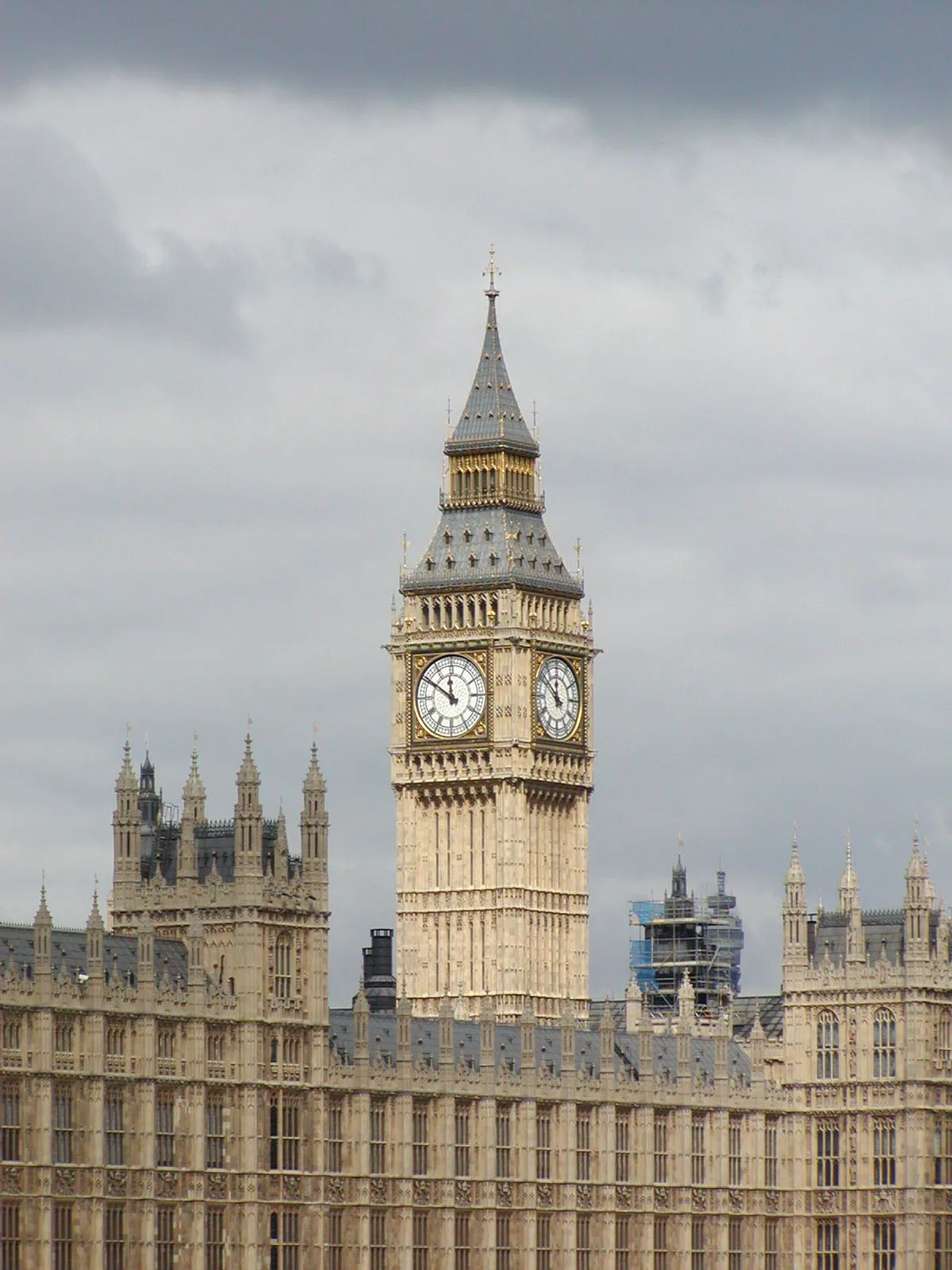 Photo of Big Ben in London, England